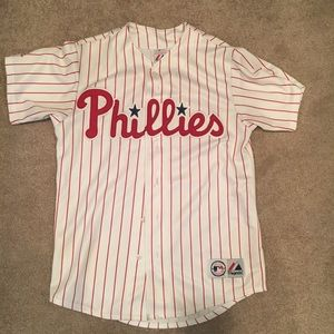 Majestic Phillies jersey